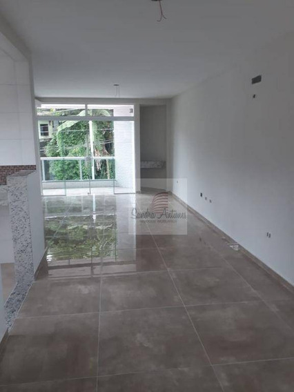 Casa Com 3 Dormitórios À Venda, 110 M² - Marapé - Santos/sp - Ca0185