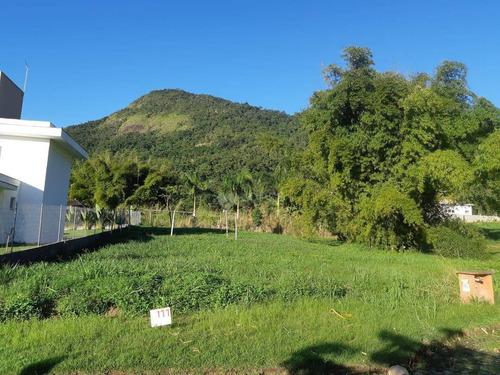 Imagem 1 de 3 de Terreno Plano Com 1034 M² Por R$ 190.000 - Condomínio Em Maricá/rj - Te4943