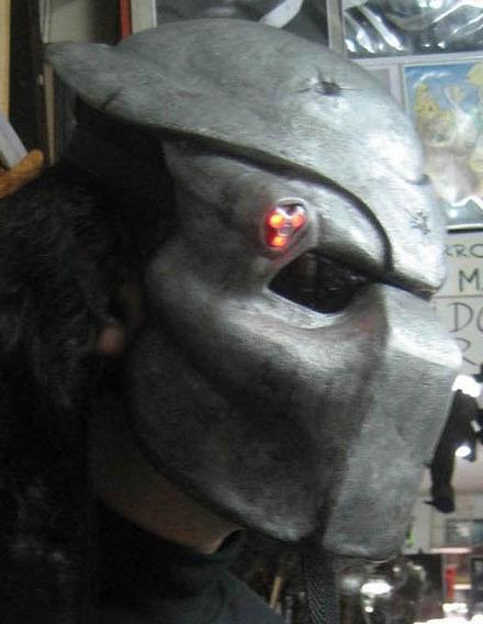 Mascara De Predator, Depredador, Casco Alien Disfraz Fx