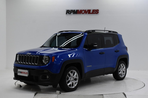 Jeep Renegade Sport 1.8 Manual 2018 Rpm Moviles