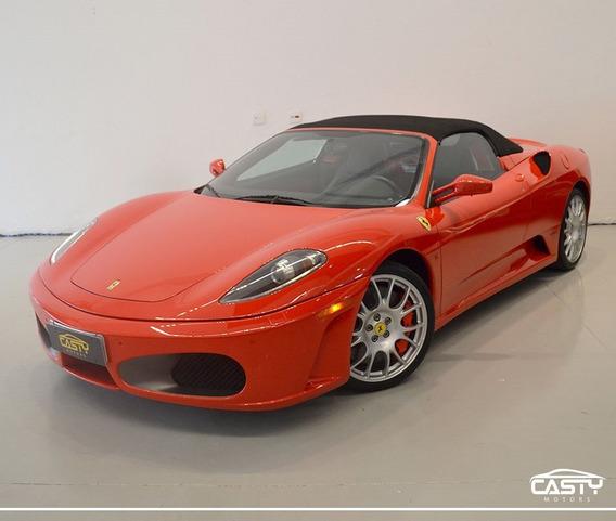 Ferrari F430 4.3 Spider V8 40v Gasolina 2p Automático