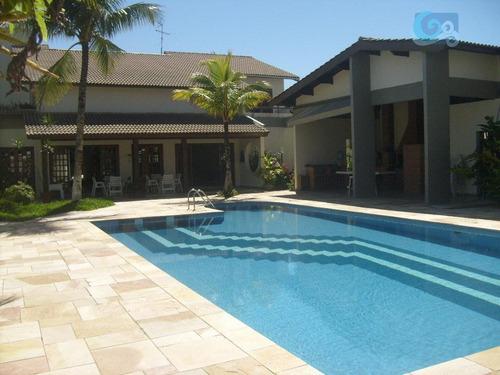 Imagem 1 de 17 de Casa Para Venda E Locação, Jardim Acapulco, Guarujá - Ca0364