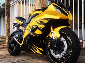 Yamaha R6 - Exclusiva + 10.000 Em Acessórios