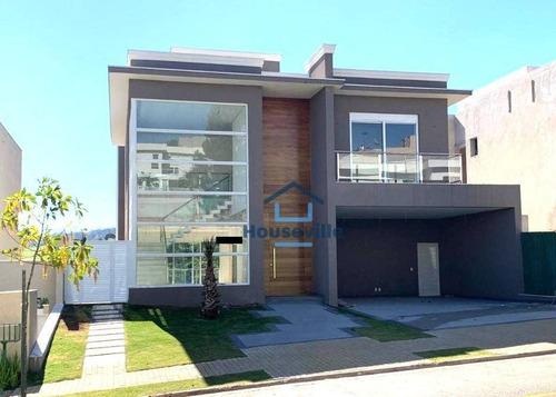 Casa A Venda Com Vista Para Mata - Ca0625