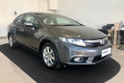 Civic 1.8 Exs 16v Flex 4p Automático 86270km