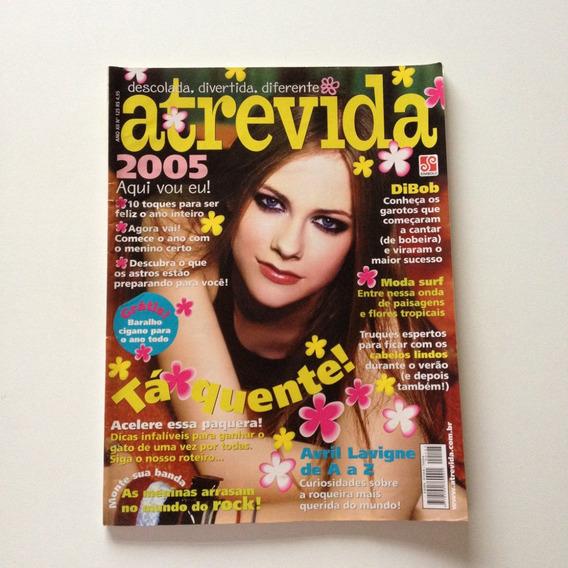Revista Atrevida 125 Avril Lavigne