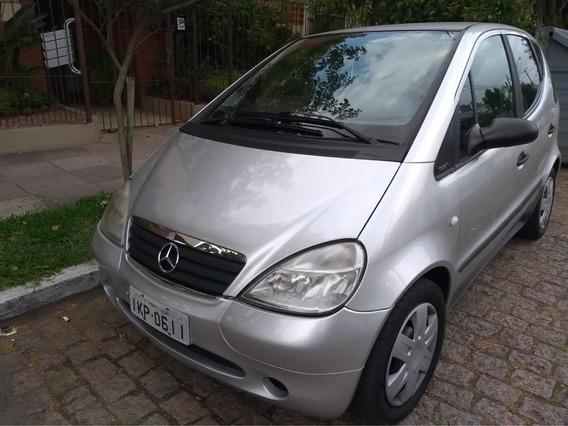 Mercedes-benz Classe A 1.6 Classic 5p 2002