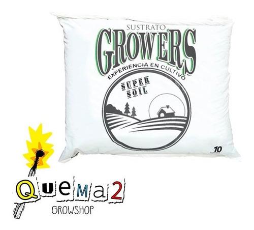 Sustrato Growers Super Soil 10l  #quema2grow