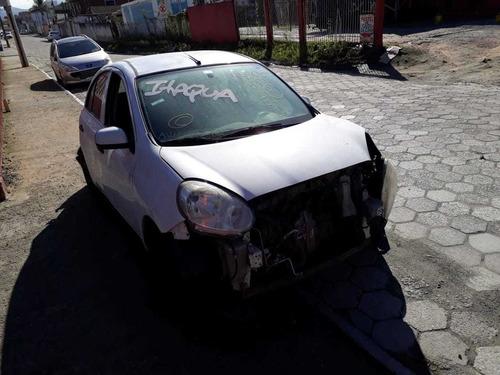 (3) Sucata Nissan March 2012 (retirada De Peças)