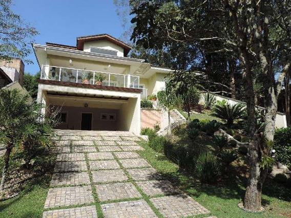 Casa Em Granja Viana, Embu Das Artes/sp De 300m² 3 Quartos Para Locação R$ 5.050,00/mes - Ca210083