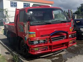 Daihatsu Delta Volteo Rojo 2002