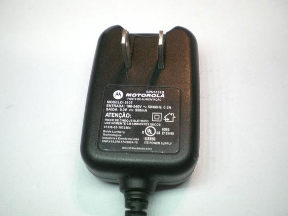 Fonte Carregador Gps Tablet Celular Motorola Output 5v 550ma
