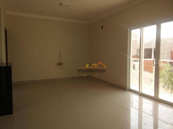 Casa Com 3 Dormitórios Para Alugar Por R$ 2.600/mês - Condomínio Village Moutonnée - Salto/são Paulo - Ca1493