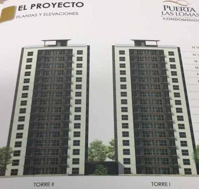 Departamento En Condominio Privado Puerta Las Lomas