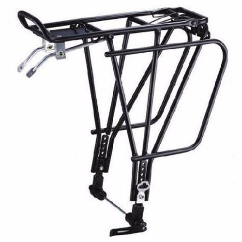 Porta Paquete Aluminio P/ Bici Freno A Disco Ostand Cd-251qr