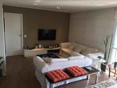 Apartamento Com 3 Dormitórios À Venda, 120 M² Por R$ 825.000 - Morumbi - São Paulo/sp - Ap4801
