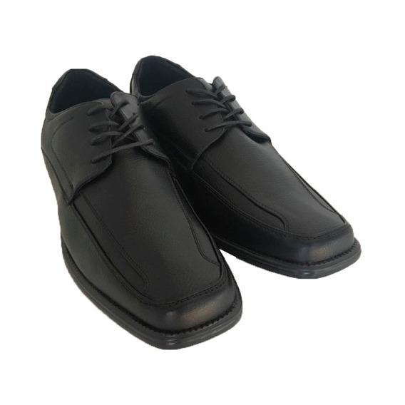 Sapato Social Masculino Super Conforto Cadarço - 87073
