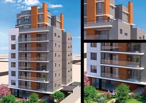 Lançamentos Para Venda Em Curitiba, Boa Vista, 3 Dormitórios, 1 Suíte, 3 Banheiros, 1 Vaga - La-003_2-828541