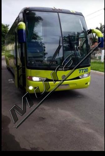 Imagem 1 de 7 de Paradiso 1200 Scania K-124 Ano 2004 46 Lug Trucado Ref 703