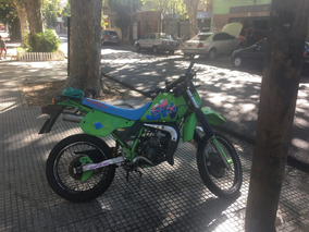 Kawasaki Kmx 125 Vendo O Permuto