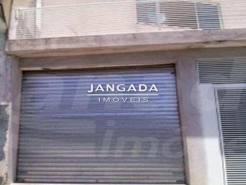 Imagem 1 de 15 de Salao Comercia E Residencia Para Venda  - 10037