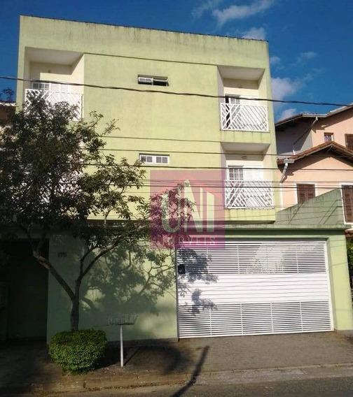 Sobrado Com 4 Dormitórios À Venda, 293 M² Por R$ 1.300.000 - Dos Casa - São Bernardo Do Campo/sp - So0570