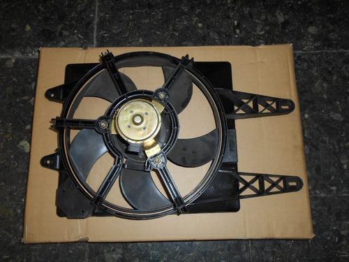 Electroventilador De Fiat Uno Fire  Sin Aire
