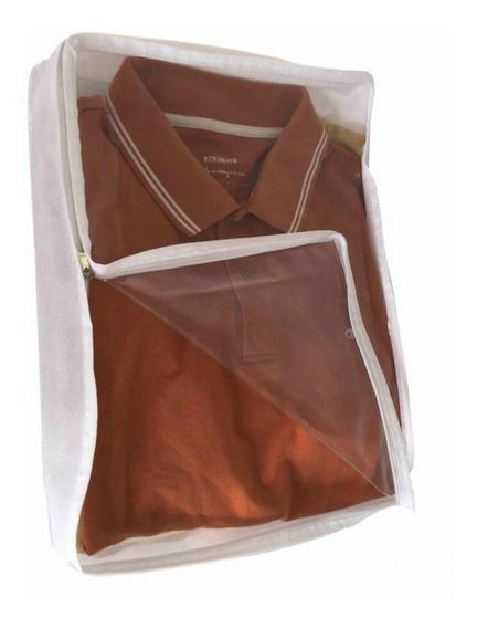 5 Capas De Camisa Calça Blusa Protetora Transporte Limpeza