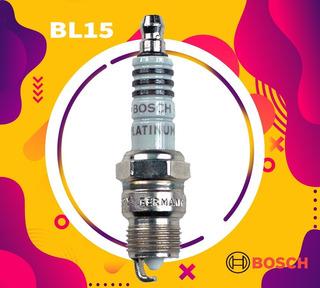 Bujía Bosch Bl15 Platinum Alemana Chevrolet Todos Calidad