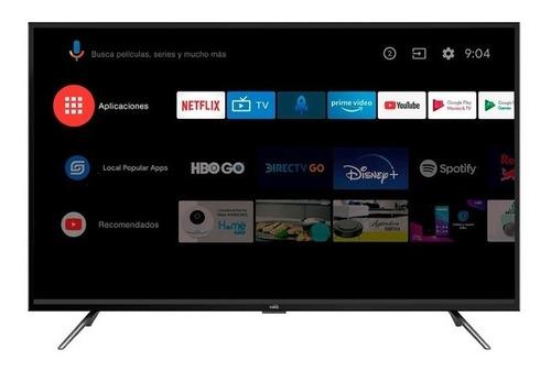 Imagen 1 de 8 de Tv Kalley 40  102 Cm Atv40fhd Fhd Led Plano Smart Tv Android