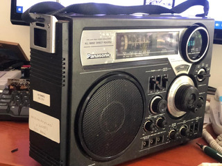 Radio Panasonic Rf-2600. Made In Japan. Usada.