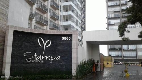 Departamento En Venta, Residencial Stampa, Cuajimalpa