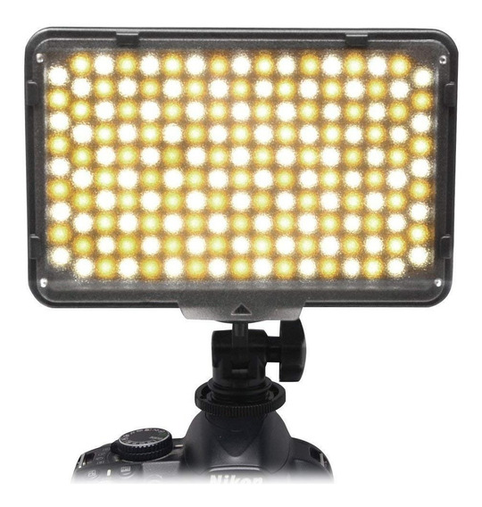 Iluminador Led 160 Video Bicolor Filmagem Yn160 Yn Cn 300