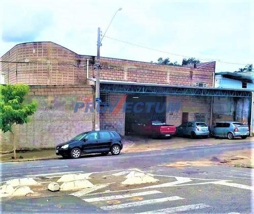 Barracão À Venda Em Jardim Conceição - Ba210376