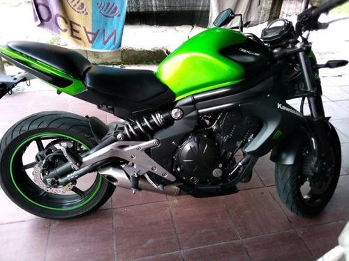 Kawasaki   Ern 650
