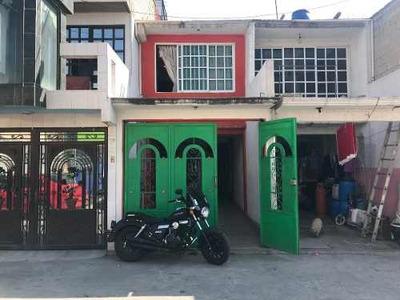 Casa En Venta En Héroes Iii, Ecatepec