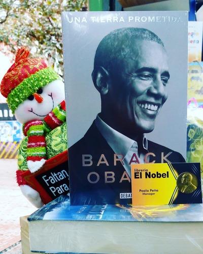 Barak Obama Una Tierra Prometida