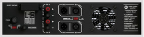 Potencia Amplificador Áudio Leader Als 300 Watts Rms 4 Ohms