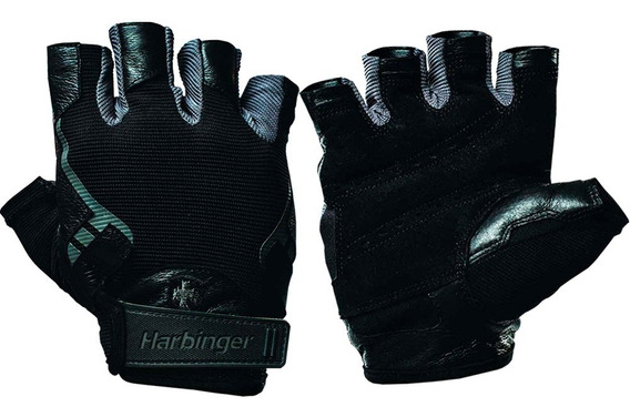 Guantes Para Pesas Harbinger Pro Gloves Black 143