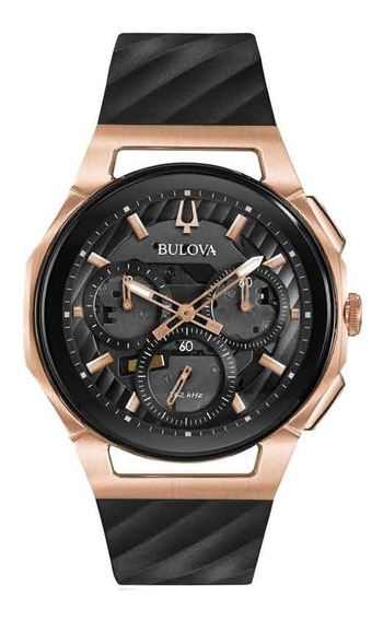 Relógio Bulova Masculino Curv Precisionist 98a185