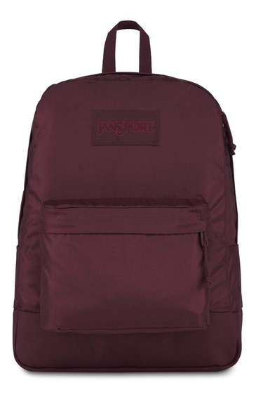 Zonazero Mochila Jansport Mono Superbreak Dried Fig