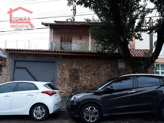 Sobrado Residencial À Venda, Pirituba, São Paulo. - So1641