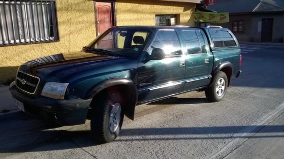 Camioneta Chevrolet S10 Apache