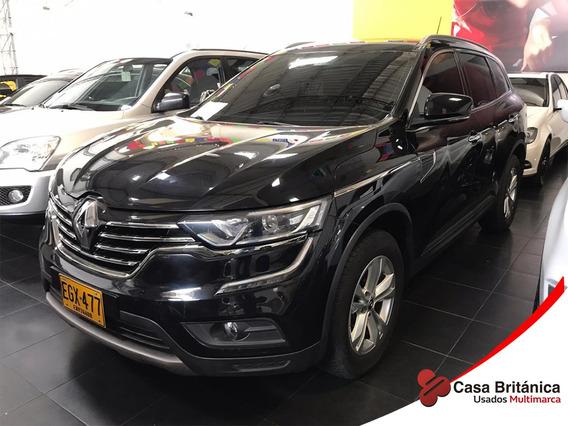 Renault New Koleos Zen Automatica 4x2 Gasolina
