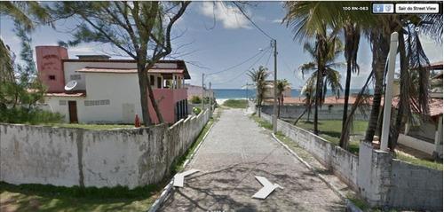 Terreno À Venda, 625 M² Por R$ 400.000,00 - Búzios - Nísia Floresta/rn - Te2353