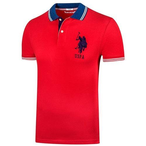 88474 Playera Hombre U.s. Polo Assn. Uslpm-43-7192 Original
