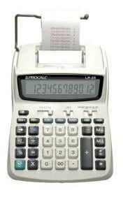 Calculadora De Impressao Procalc Lp25 12 Digitos Bivolt