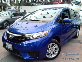 Honda Fit 1.5 Fun Mt 2017