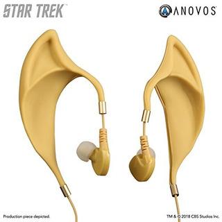 Star Trek Vulcan Auriculares Con Mando Y Micrófono Inalám