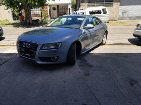 Audi A5 2.0 T Fsi Manual 211cv Cuero Como Nuevo Primera Mano